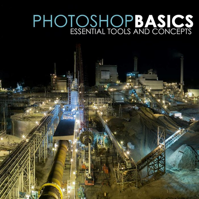 Photoshop Basics: Essential Tools (Sept 25, 2018)