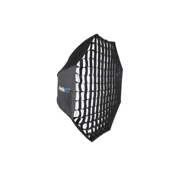 "Phottix Easy Up HD Umbrella Octa Softbox w/Grid (120cm/47"")"