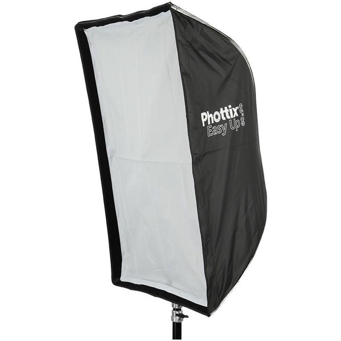 "Phottix Easy Up HD Umbrella Octa Softbox w/Grid (60x90cm/24x35"")"
