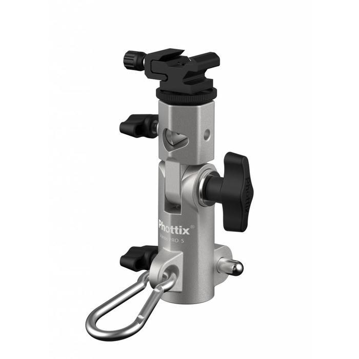 Phottix Varos Pro S Multi-Function Flash Shoe Umbrella Holder