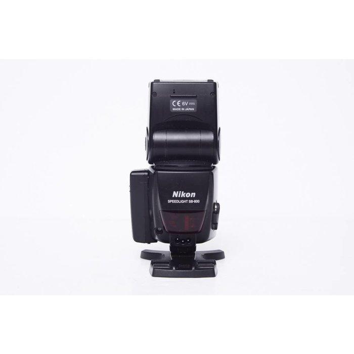 Nikon Flash Speedlight SB-800 w/ SD-800 and diffuser