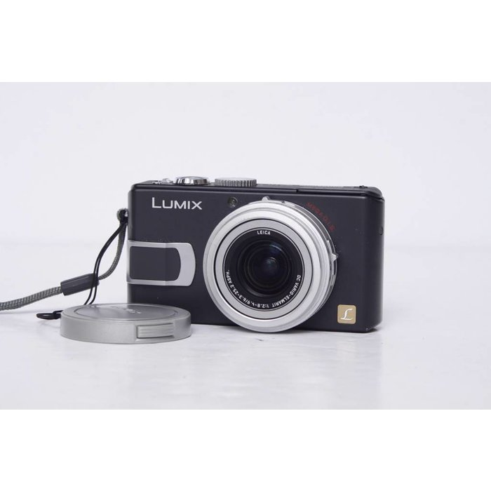 Panasonic DMC-LX1-K LUMIX black