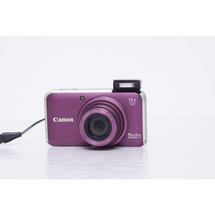 Canon Powershot SX210HS
