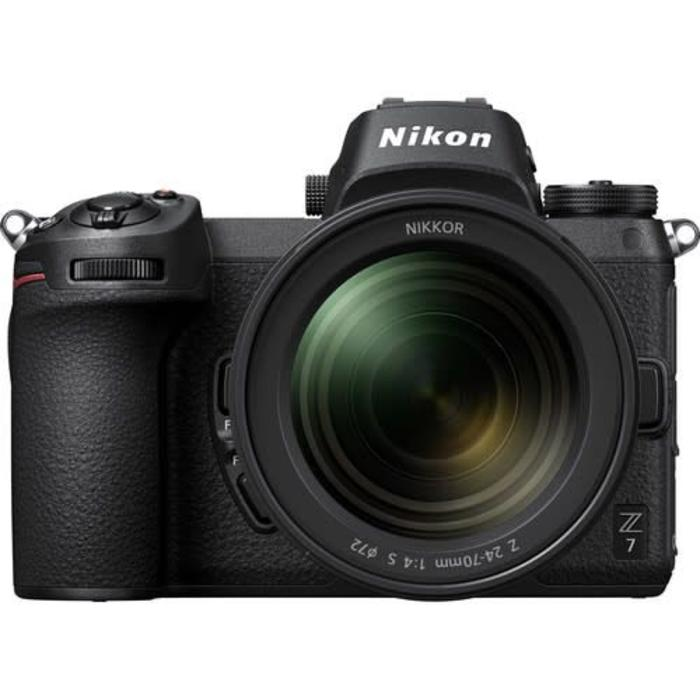 Nikon Z7 Digital Camera with 24-70 f/4