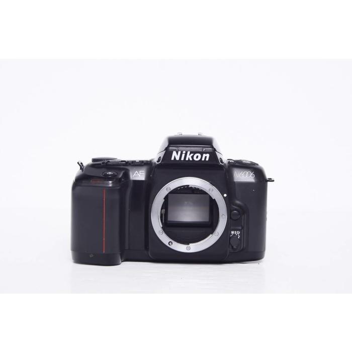 Nikon N6006 Film Camera