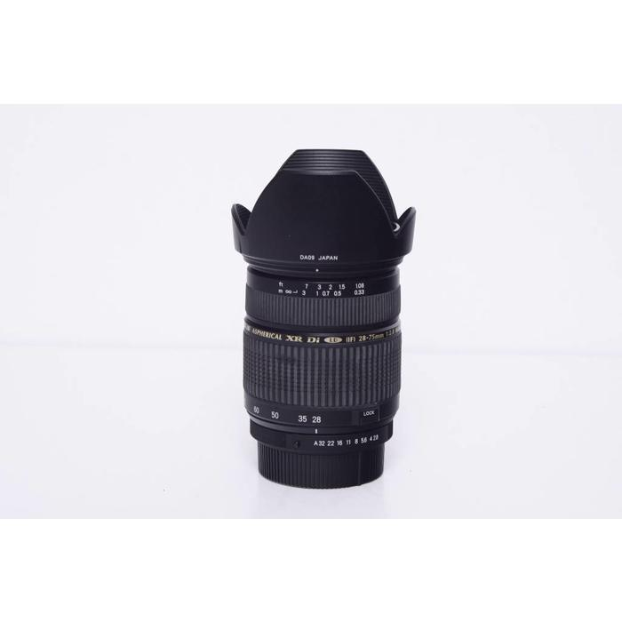 Tamron 28-75mm f/2.8 SP Aspherical LD IF Macro XR DI (Pentax Mount)