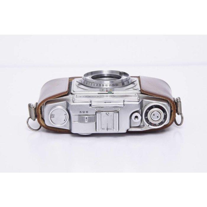 Agfa Ambi Silette w/ 50mm f2.8