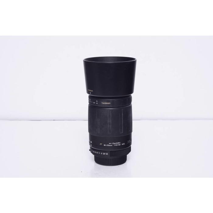 Tamron AF 80-210mm f4.5-5.6 for Pentax K mount