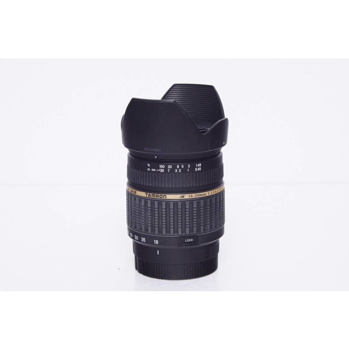 Tamron AF 18-200mm f3.5-5.6 for Minolta/Sony