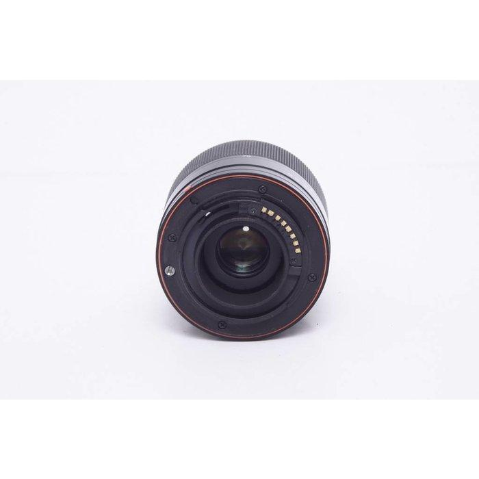 Sony 18-70mm f3.5-5.6