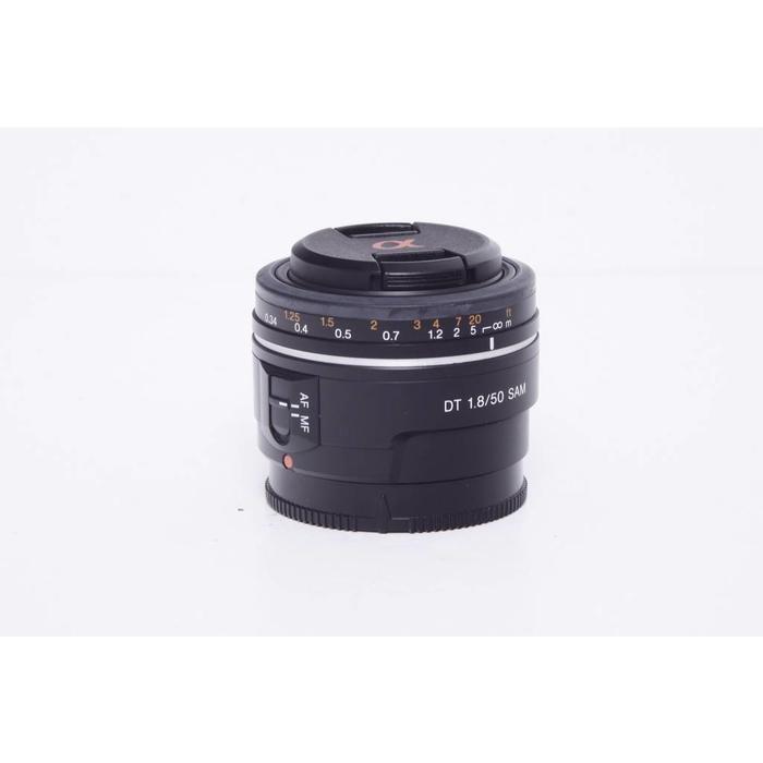 Sony 50mm f1.8 SAM