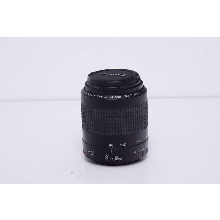 Canon EF 80-200mm f/4.5-5.6 II