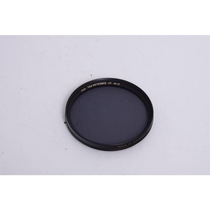 B+W 67mm MRC Circular Polarizer