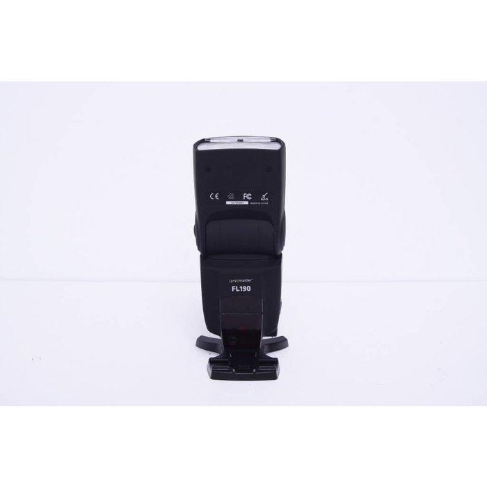 Promaster Fl190 for Canon