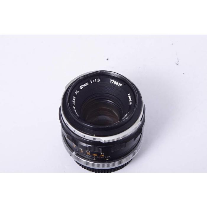 Canon FL 50mm f/1.8