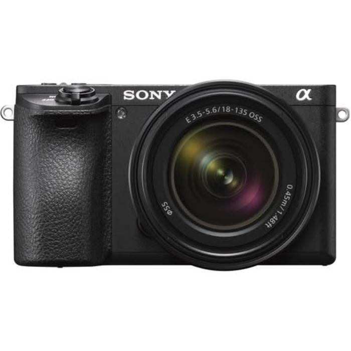 Sony a6500 w/18-135mm OSS