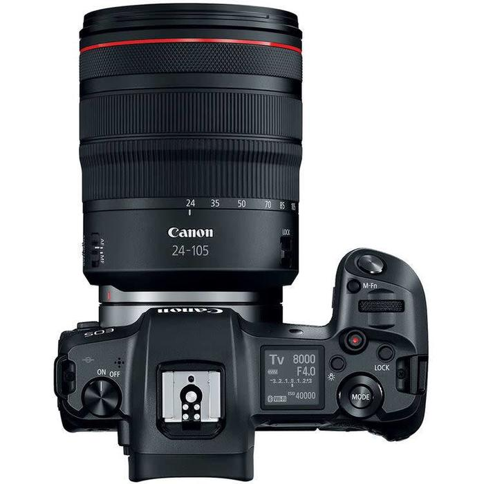 Canon EOS R Kit with RF 24-105mm f/4L USM
