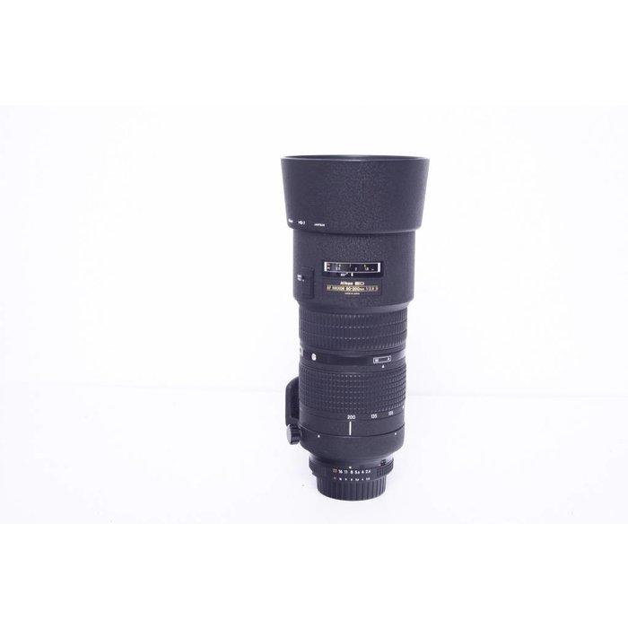 Nikon ED AF Nikkor 80-200mm f2.8 D