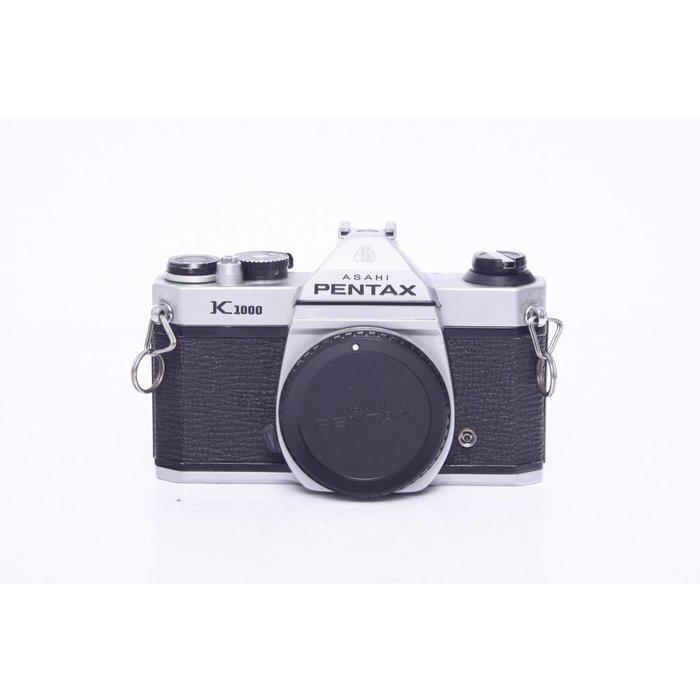 Pentax K1000 w/ 50mm