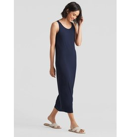 Eileen Fisher EILEEN FISHER SYSTEM VISCOSE JERSEY TANK DRESS EEVF-D2708M