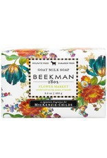 Beekman 1802 B. 1802 & MacKenzie-Childs Flower Market Goat Milk Bar Soap