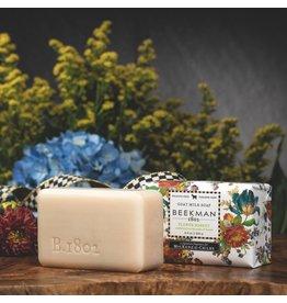 Beekman 1802 B. 1802 & MacKenzie-Childs Flower Market Goat Milk Bar Soap