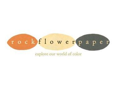 Rock Flower Paper