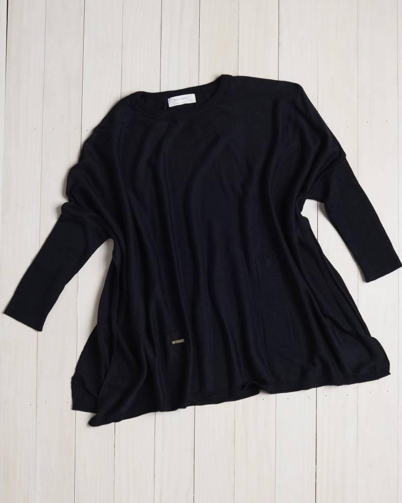 Mer-Sea MER|SEA mini-pocket travel sweater