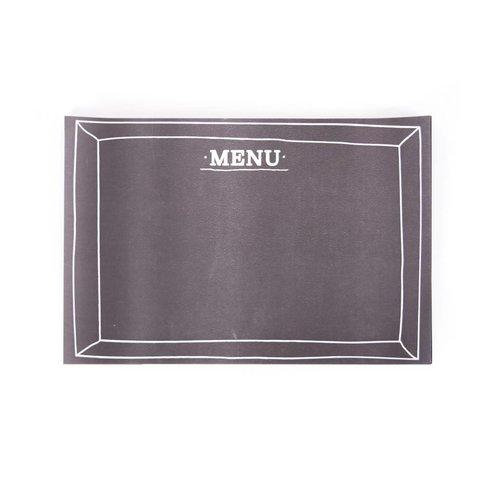 Napperons de papier « Ardoise »