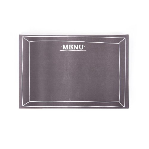 Slate Paper Placemats