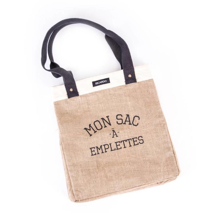 Jute Shopping Bag - Photo 0