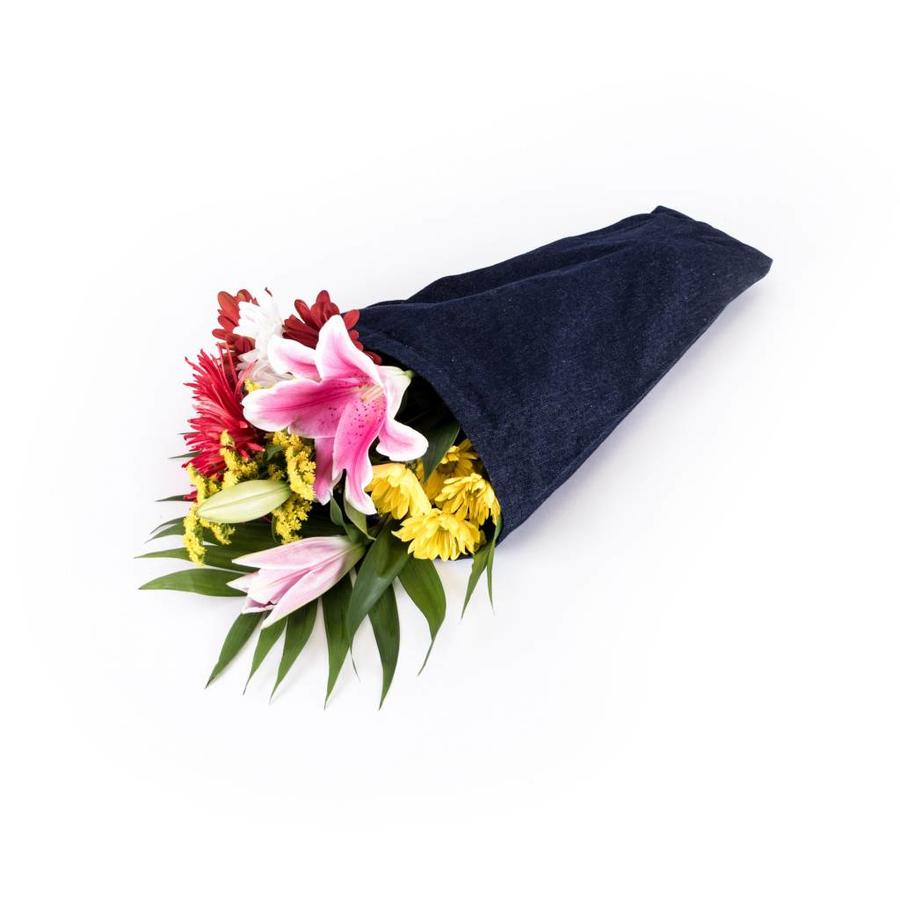 Denim Flower Bag - Photo 0