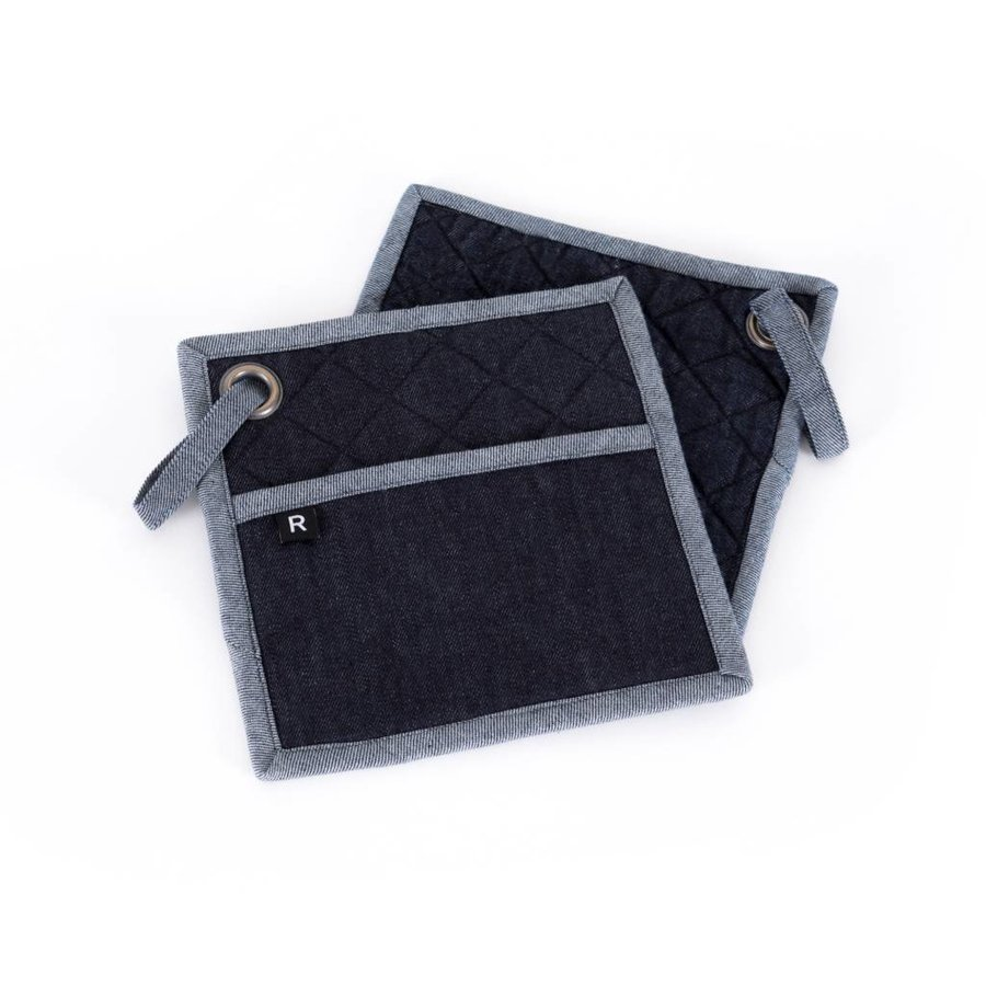 Denim Pot Holders - Photo 0