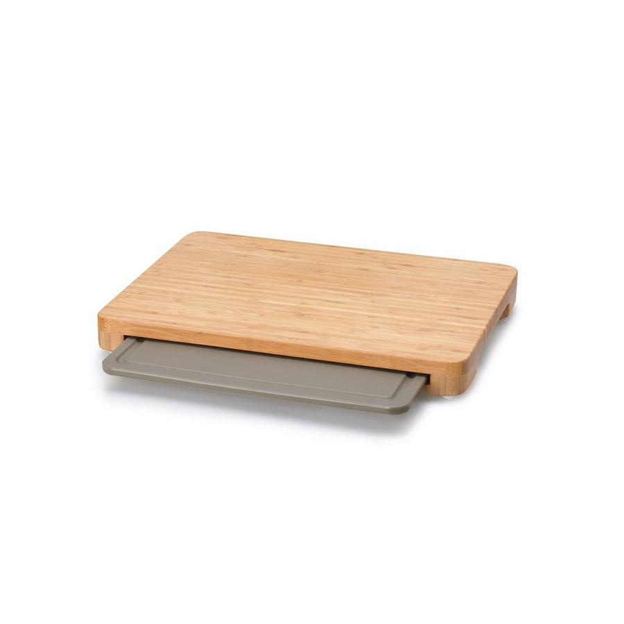 Bamboo Cutting Board and Integrated Antibacterial Board - Photo 0