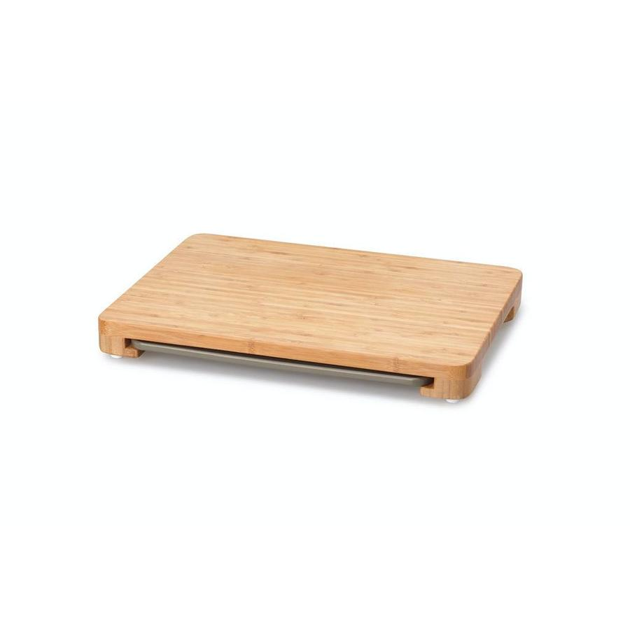 Bamboo Cutting Board and Integrated Antibacterial Board - Photo 1