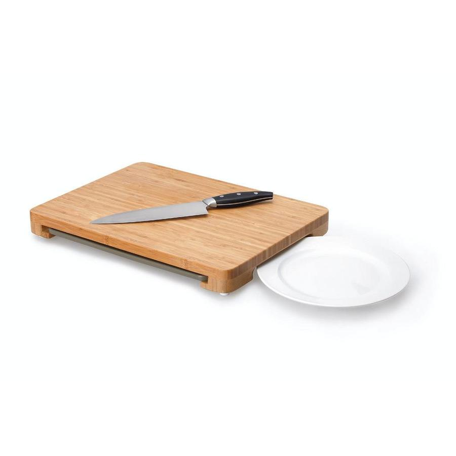Bamboo Cutting Board and Integrated Antibacterial Board - Photo 2