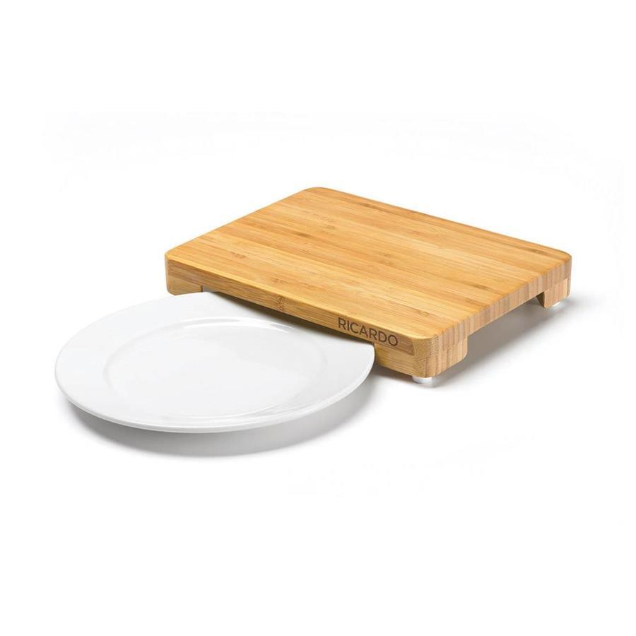 Planche à découper en bambou - Photo 0