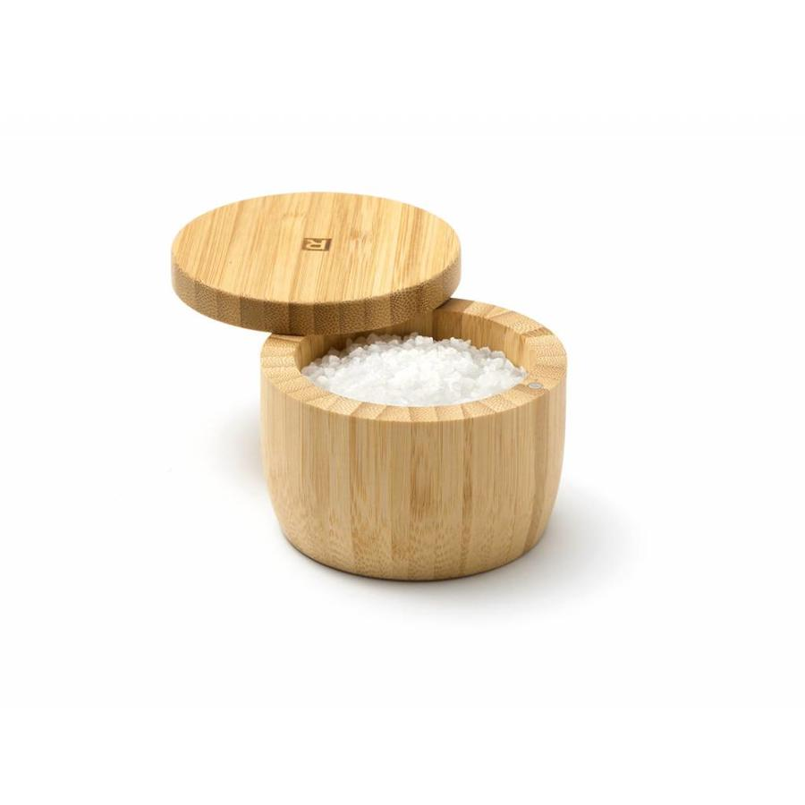 Bamboo Salt Cellar - Photo 1
