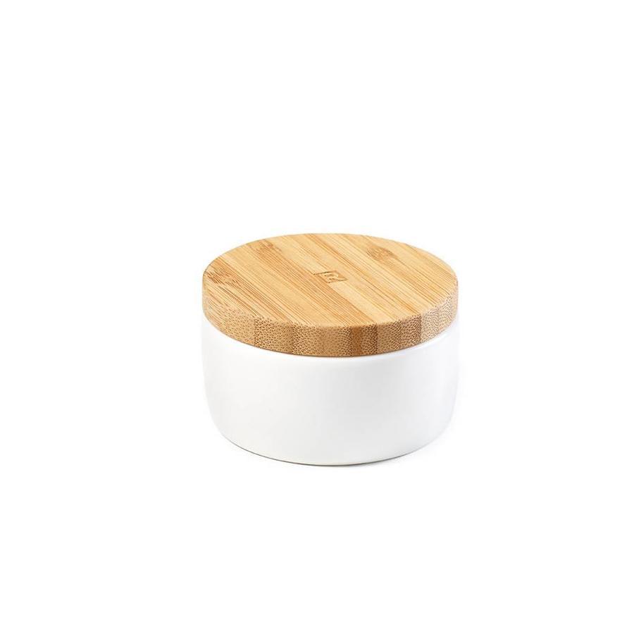 Main de sel en céramique - Photo 0