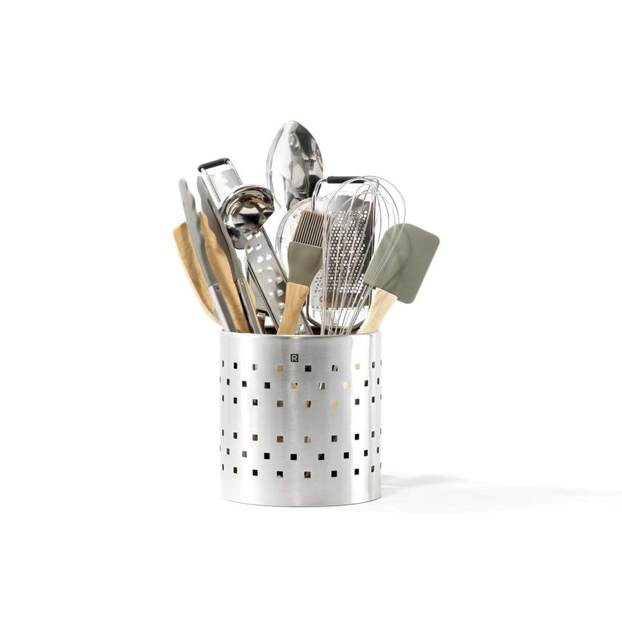 Stainless Steel Utensil Holder - Photo 0