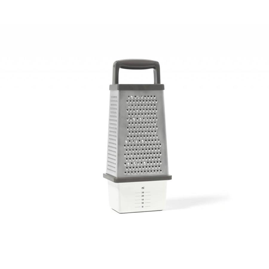 4-Sided Stainless Steel Grater - Photo 1