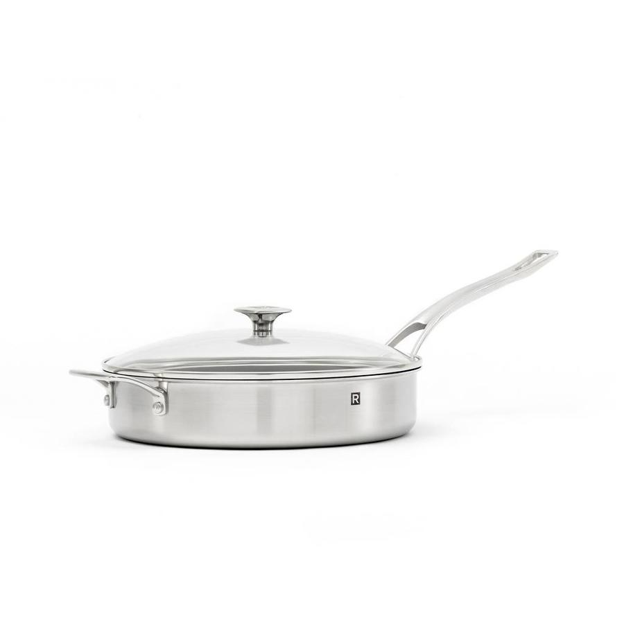 Stainless Steel Sauté Pan 28 cm (11 in) - Photo 0