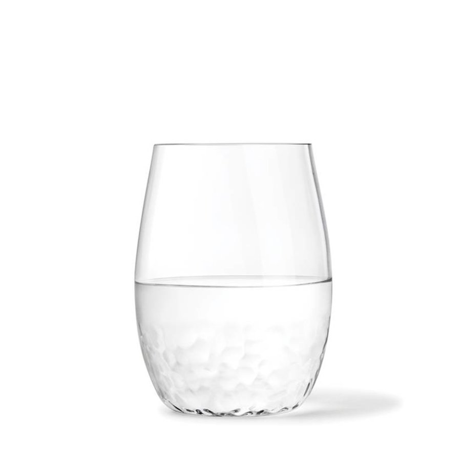 Set of 4 Shatter-resistant Water Glasses - Photo 0