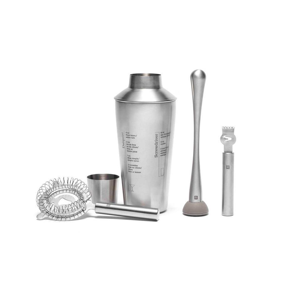 5-Piece Cocktail Shaker Kit - Photo 0