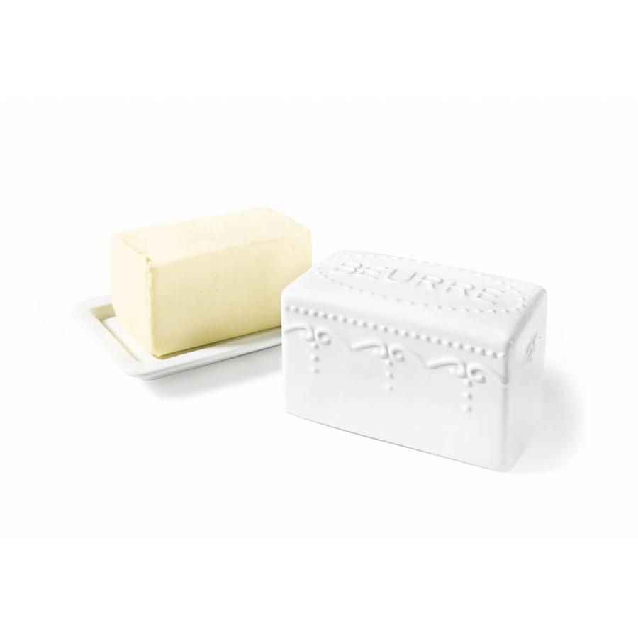Ceramic Butter Dish (1 pound) - Photo 0