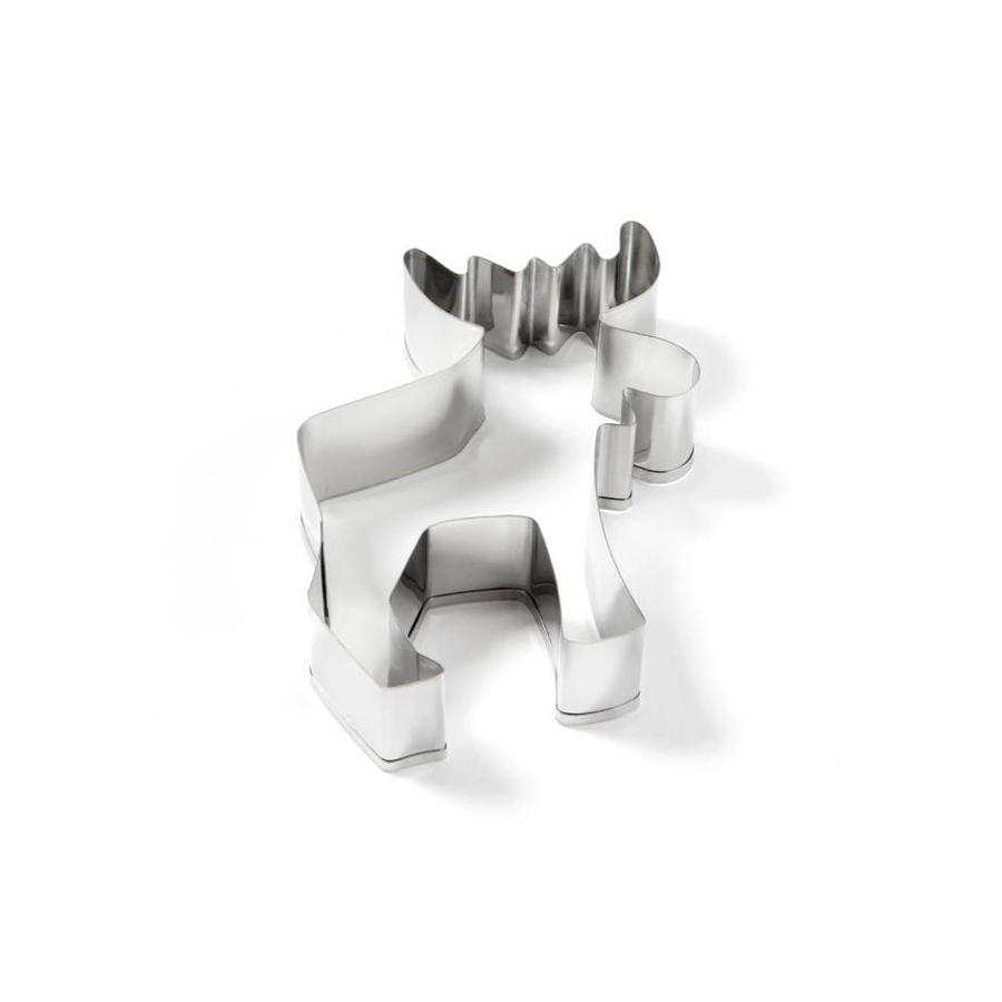 Stainless Steel Moose Cookie Cutter - Photo 0