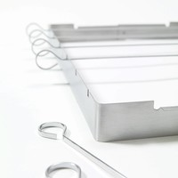 Set of 7 Non-stick Skewers