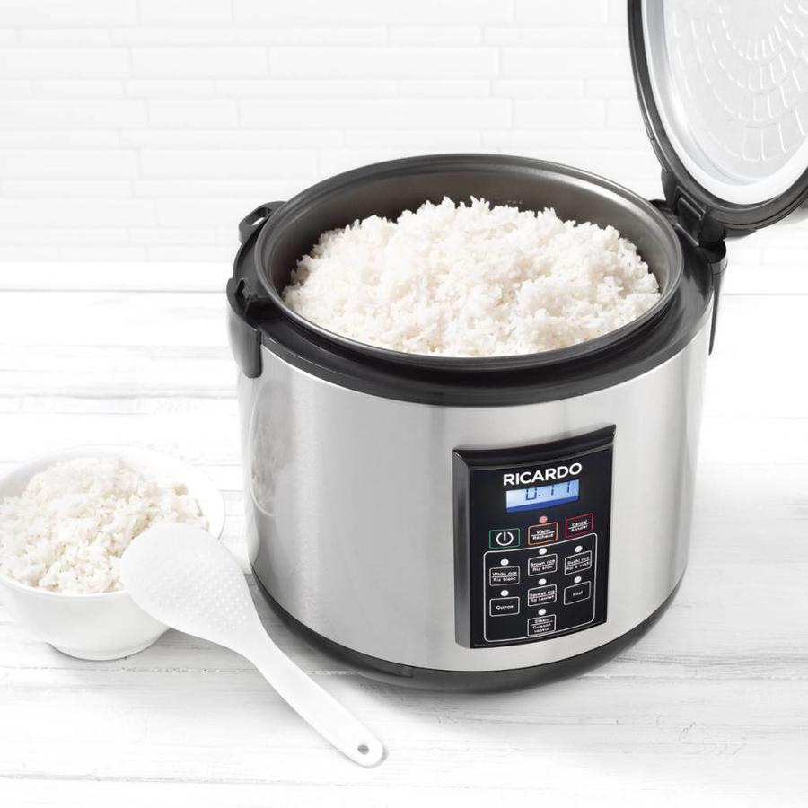 RICARDO Digital Rice Cooker - Photo 2