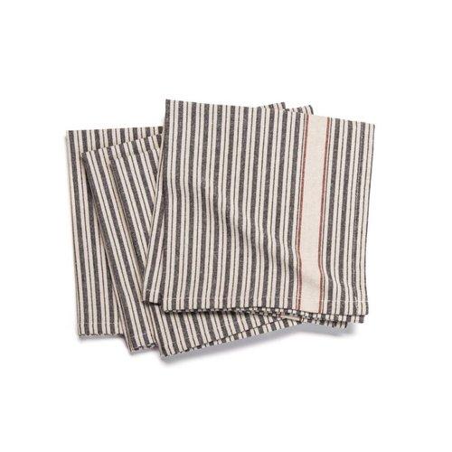 Serviettes de table «Aimerrecevoir»