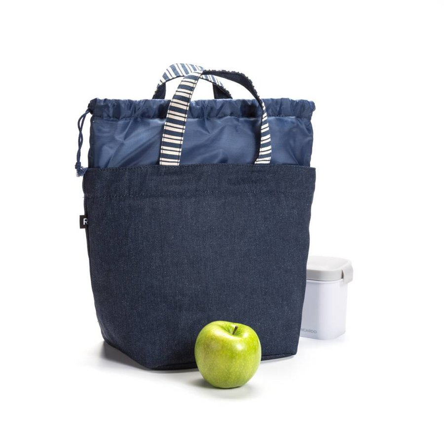 Denim Lunch Box - Photo 1